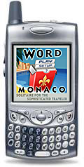 Word Monaco Palm Game